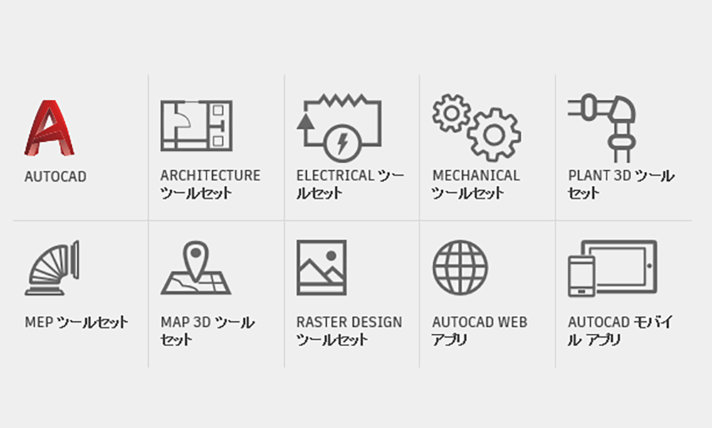 AutoCAD including Specialized Toolsets画像1