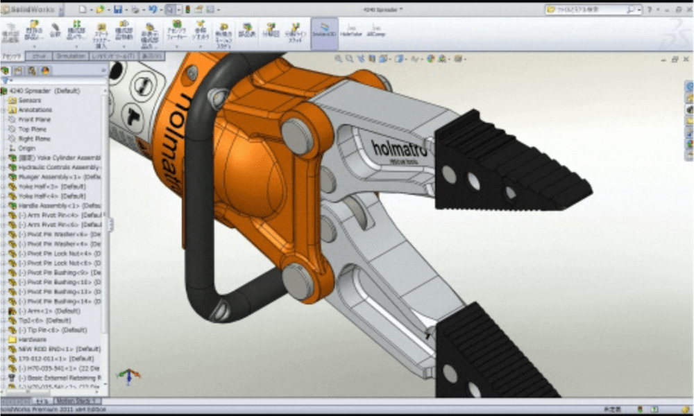 SolidWorks画像1